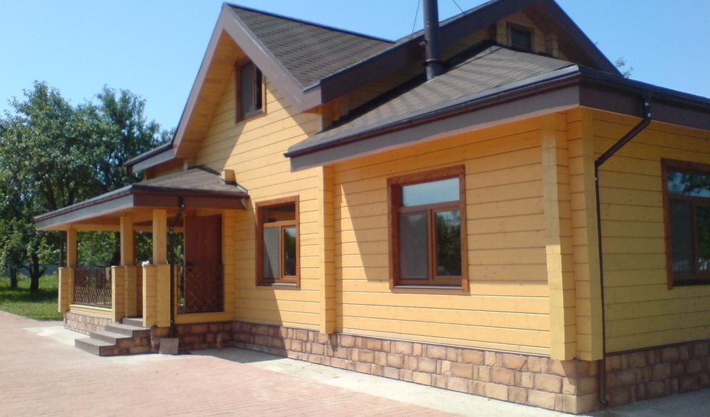 Строительство дома в украине